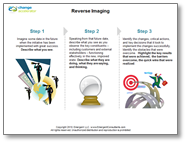 Change Accelerator Tool: Reverse Imaging Process